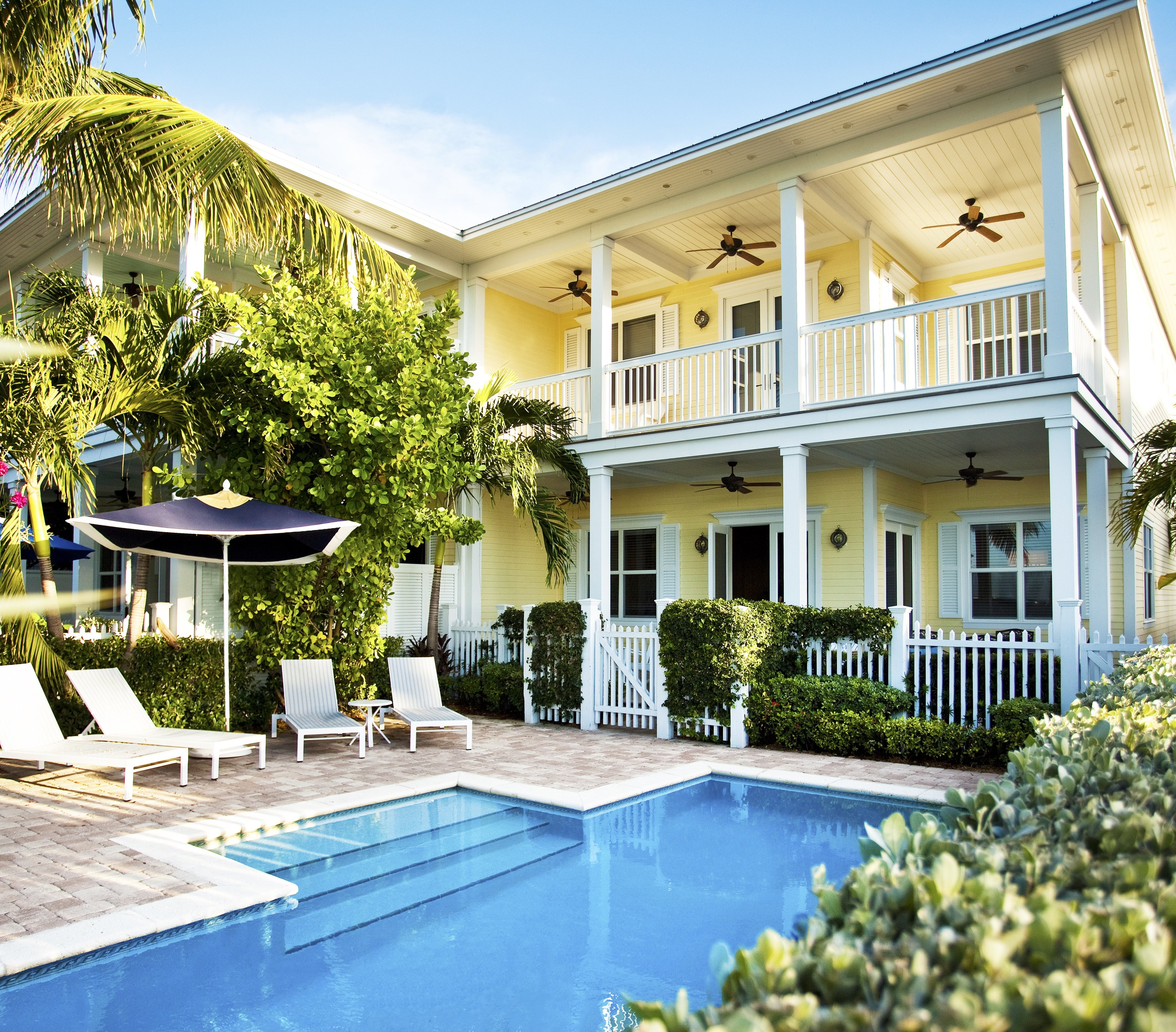 Luxury Resorts: No. 1 Sunset Key Guest Cottages, A Luxury Collection