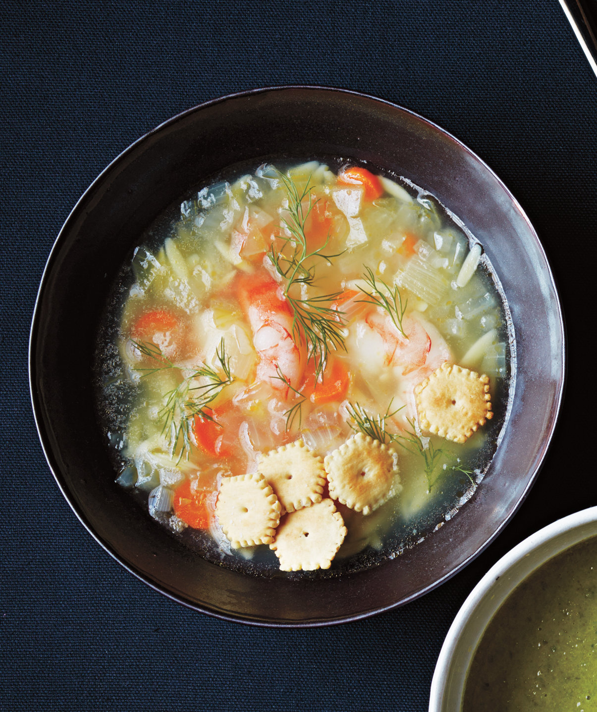 shrimp-dill-soup