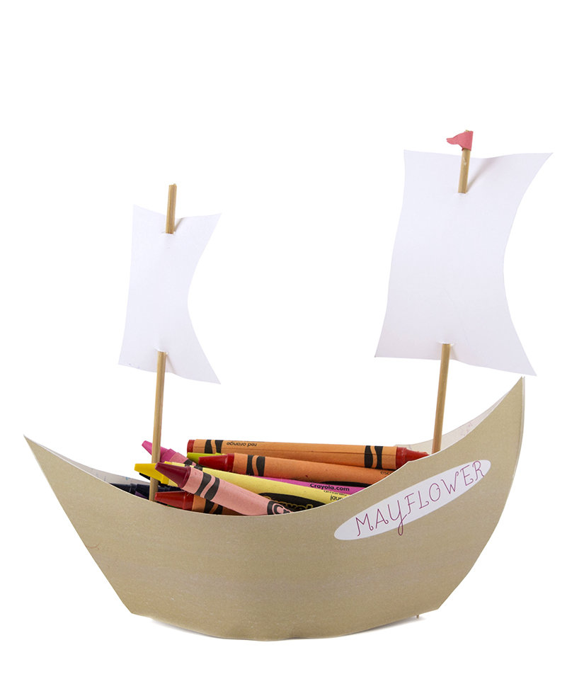 mayflower-crayon-holder