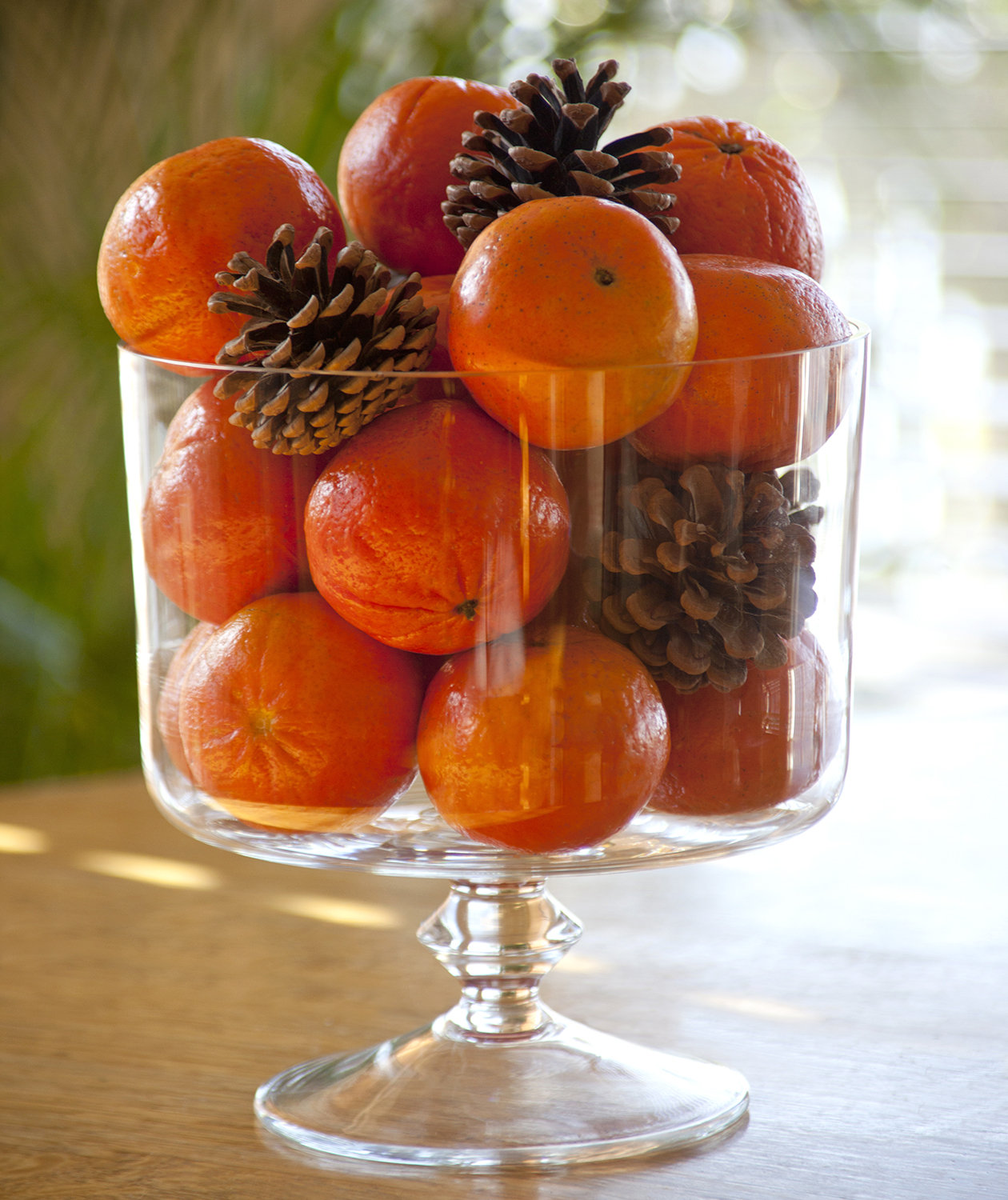 Fruit Arrangements For Christmas
