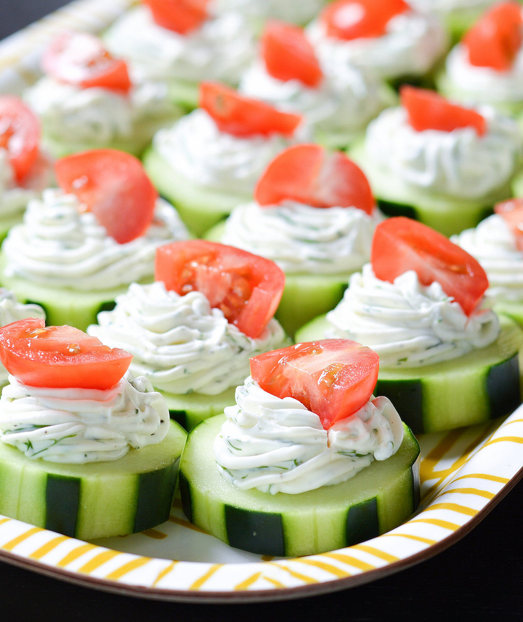 Graduation Party Appetizers You Can