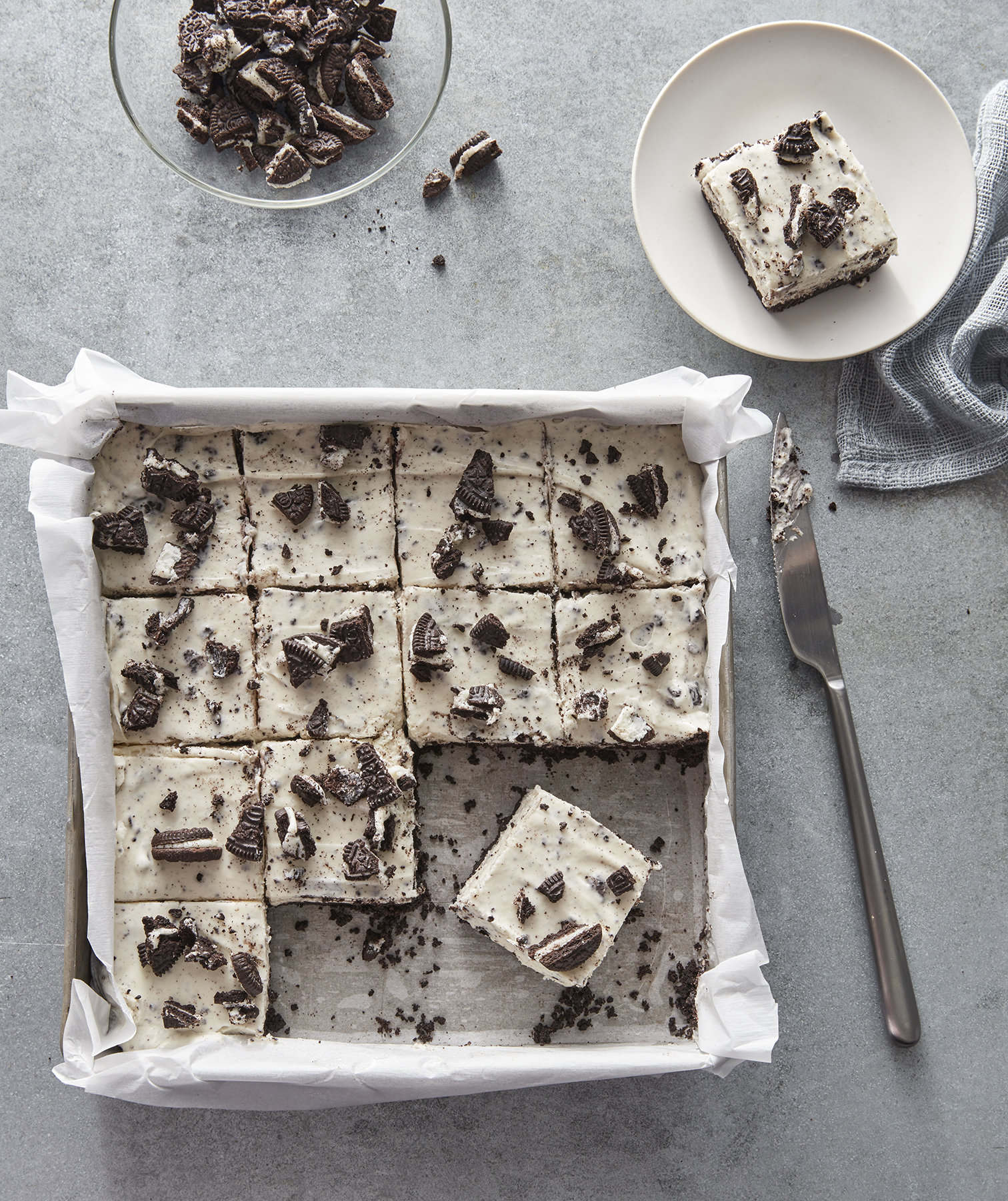 no-bake-cookies-cream-bars