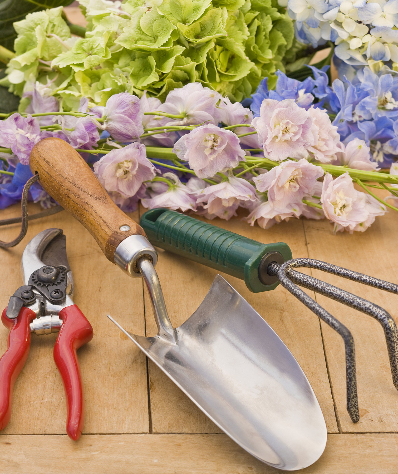 Gardening tools outdoor toy cleaning tips real simple for Gardening tools toronto