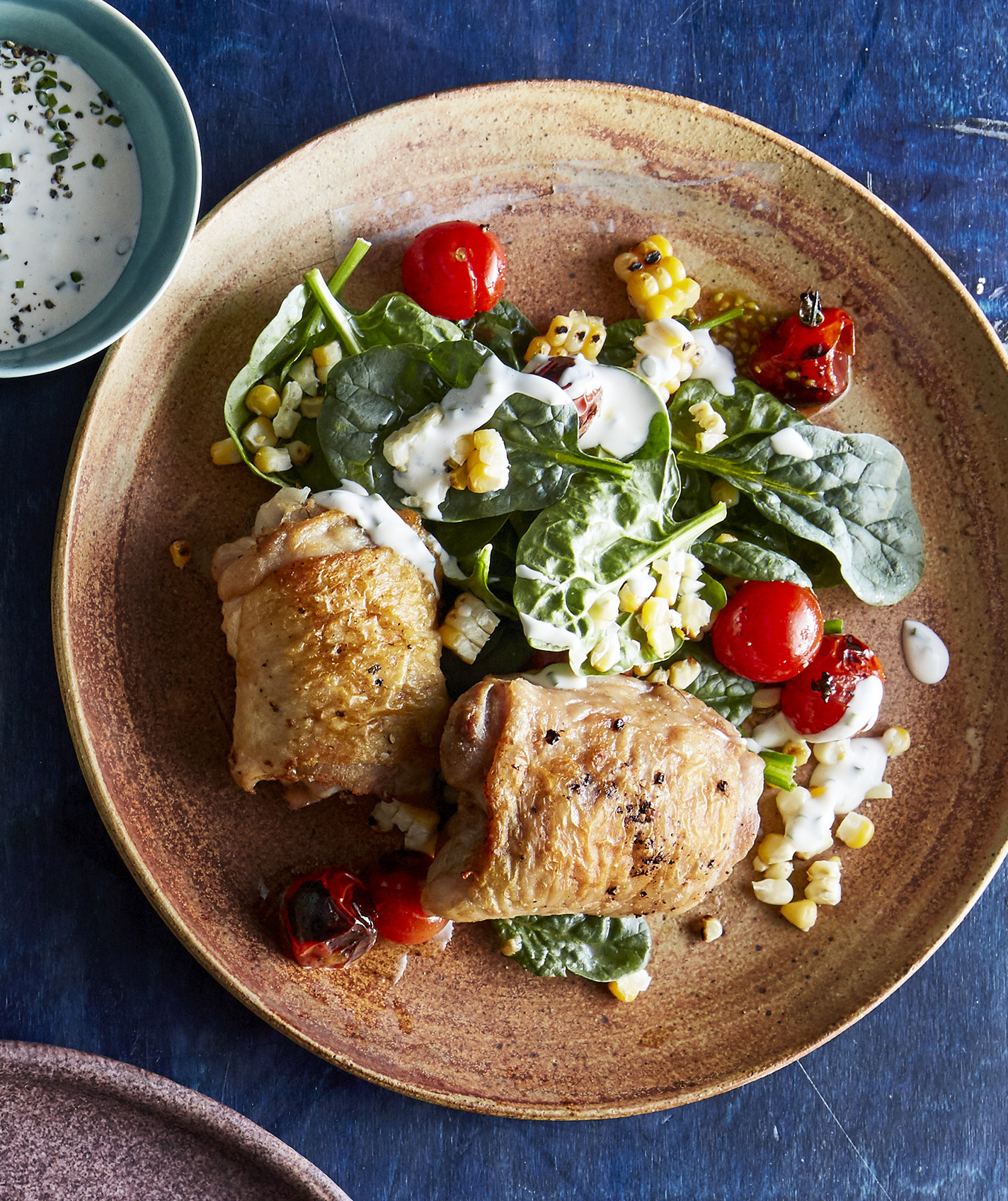 chicken-corn-tomato-salad