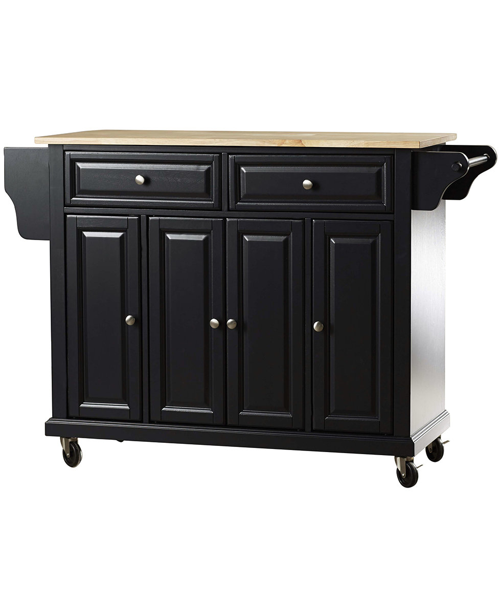 furniture kitchen islands the snug industrial cart 7 diy kitchen islands to really maximize