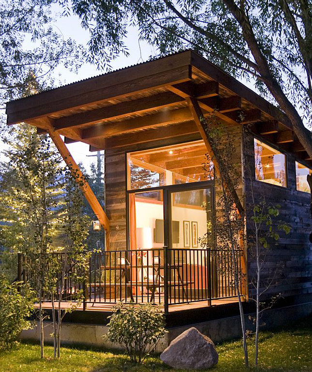 Find Rent Houses: Ski Cabin In Jackson Hole, Wyoming