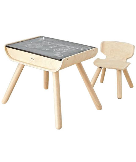The Land Of Nod Toddler Desk And Chair Set Cool Gifts