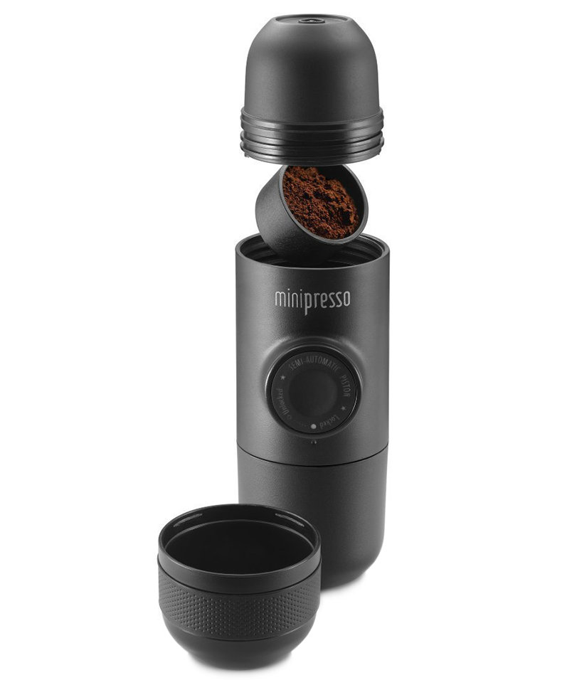 MiniPresso GR Espresso Maker 43 Valentine s Day Gifts for Your Boyfriend or Husband Real Simple