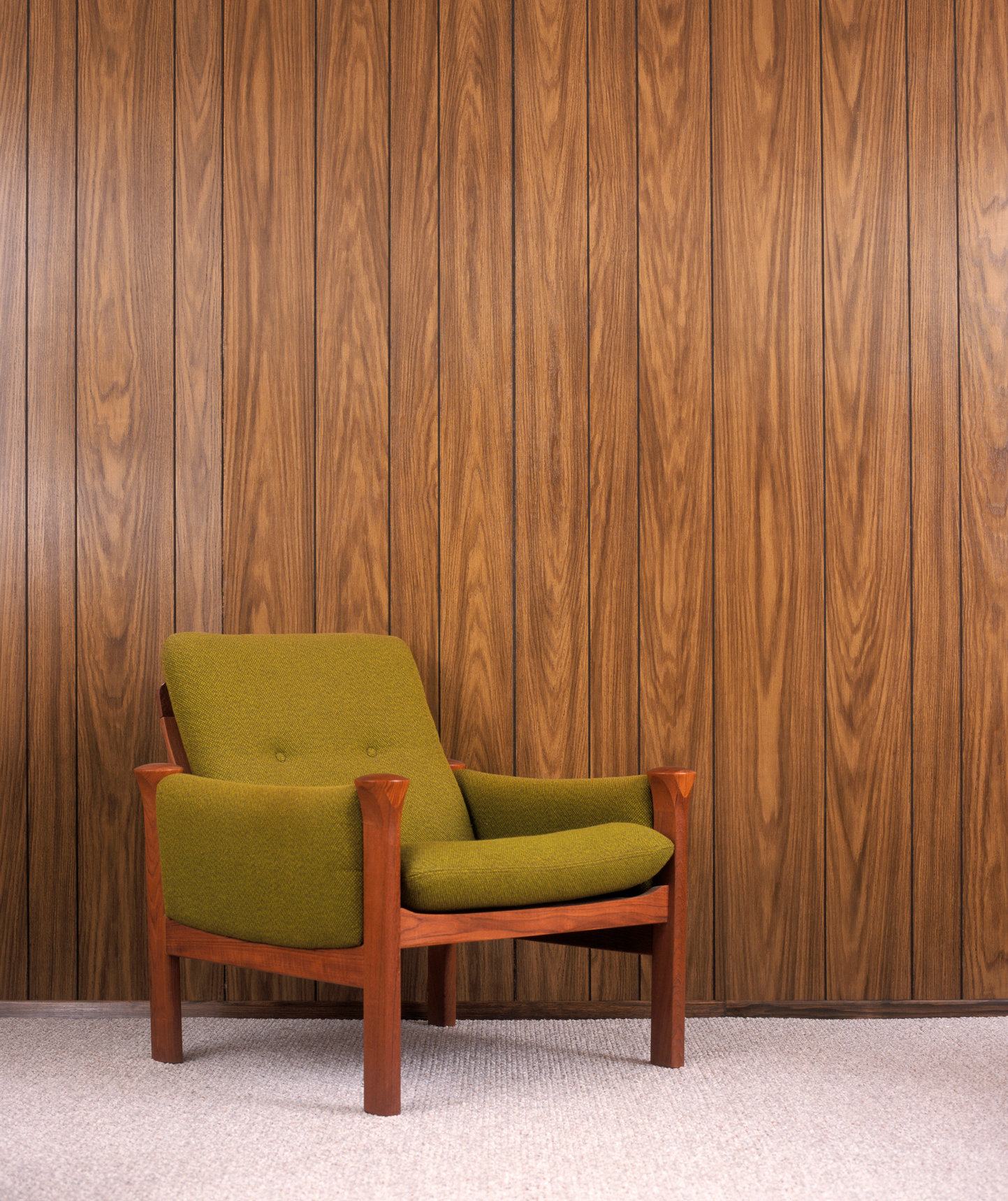 why you should reconsider wood paneling real simple