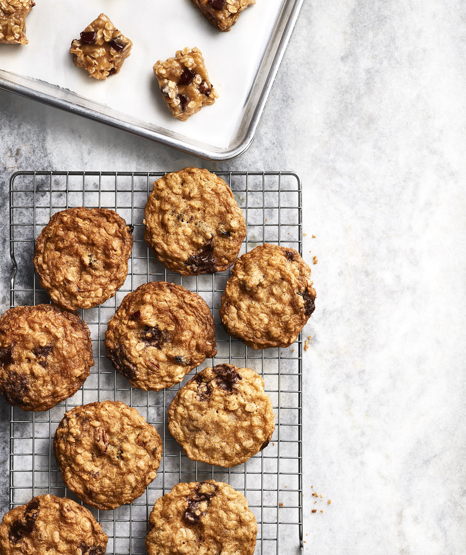 Break and bake kitchen sink cookies recipe real simple