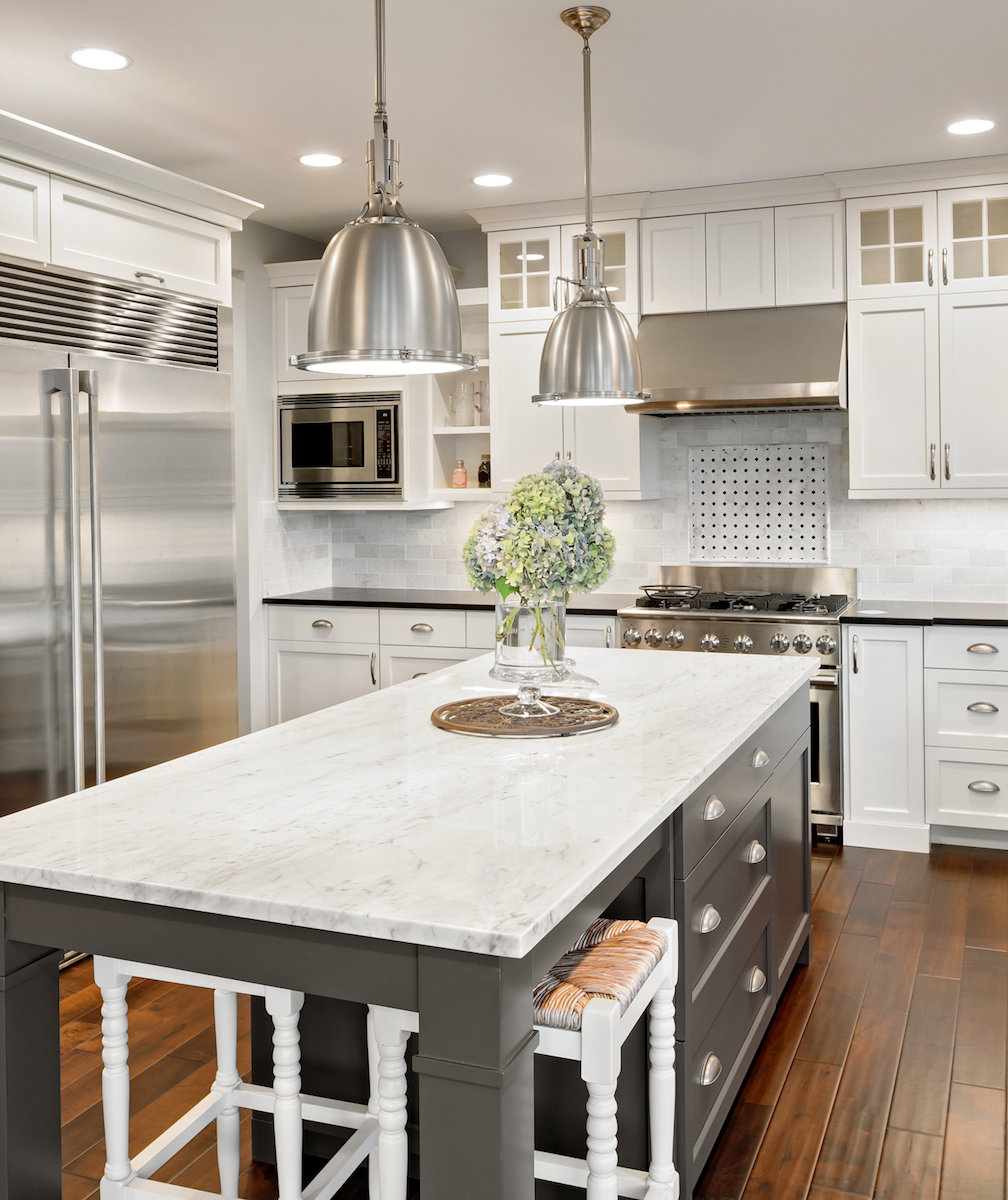 Granite Is No Longer The Most Por Countertop Here S What Designers Think
