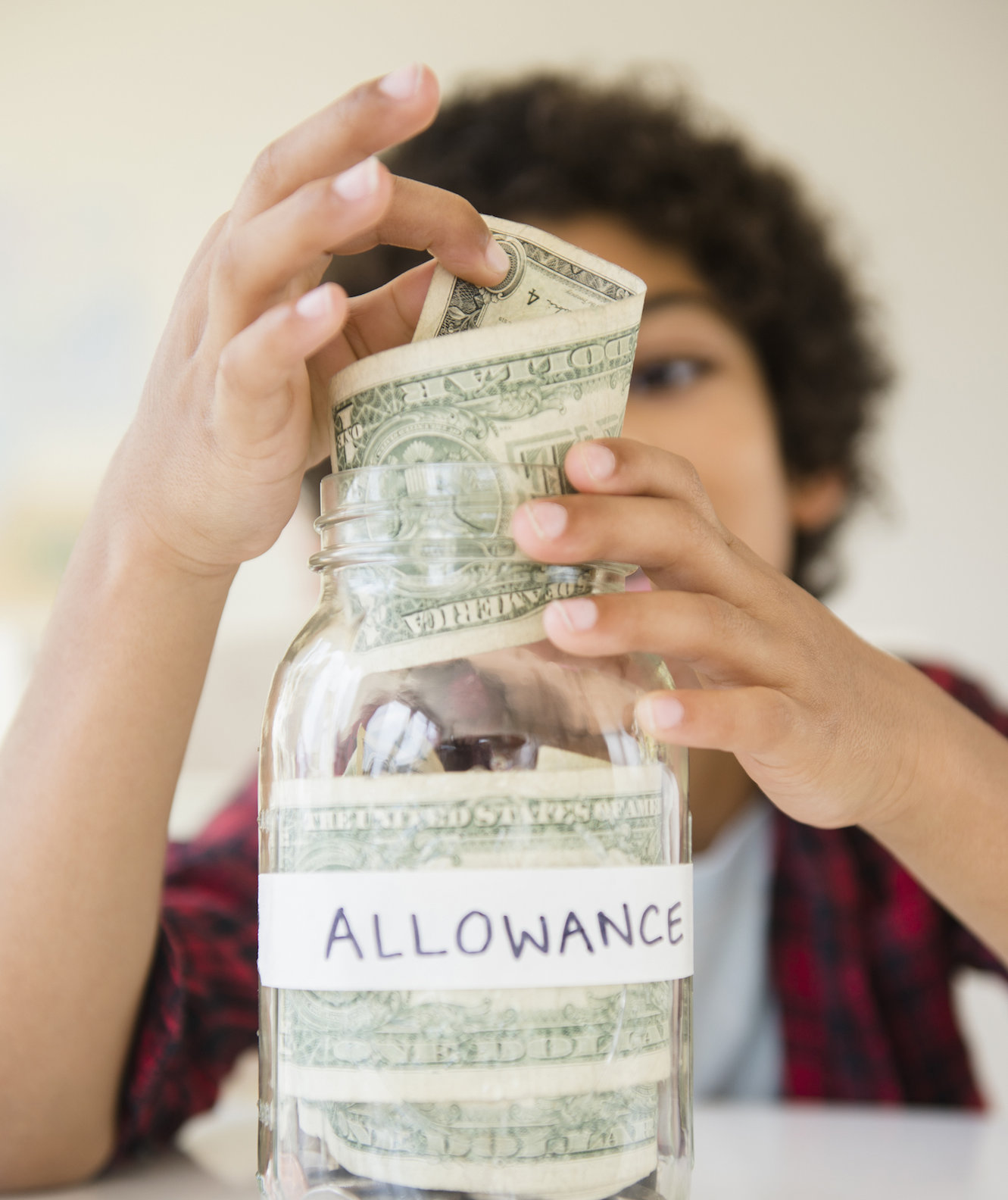 kid-allowance--money-jar
