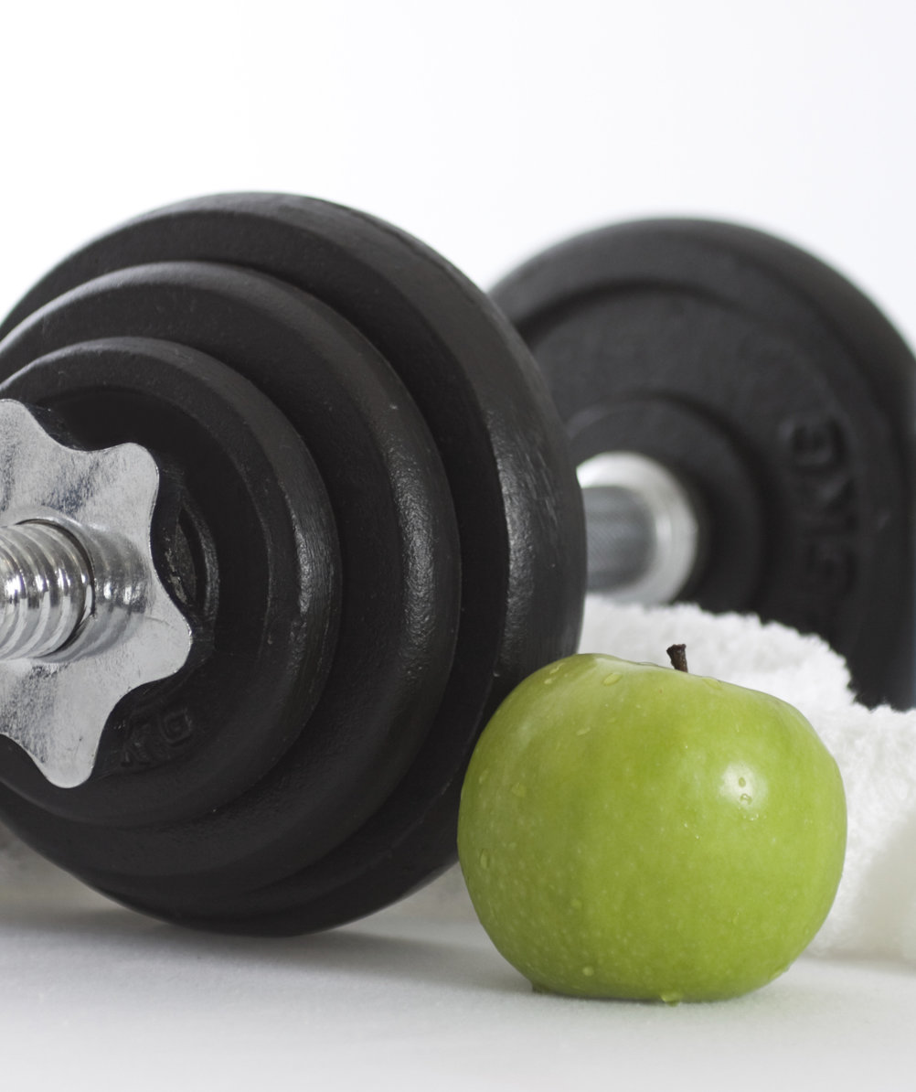 apple-weight-water-diet-exercise-metabolism
