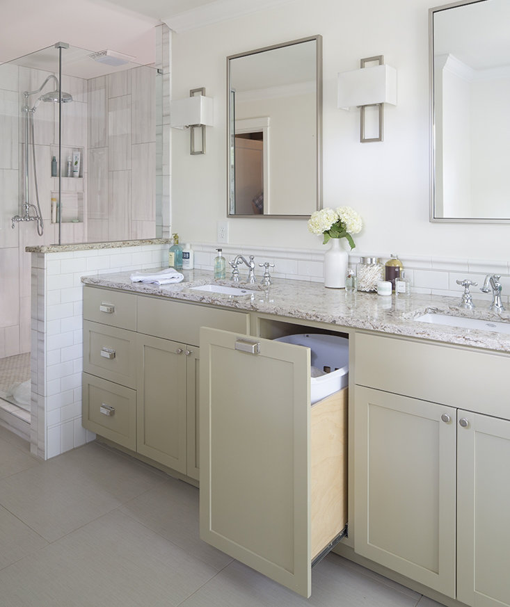 Bathroom After Radical Reno How One Couple Transformed