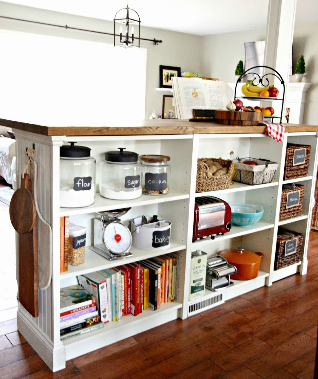 7 DIY Kitchen Islands To Really Maximize