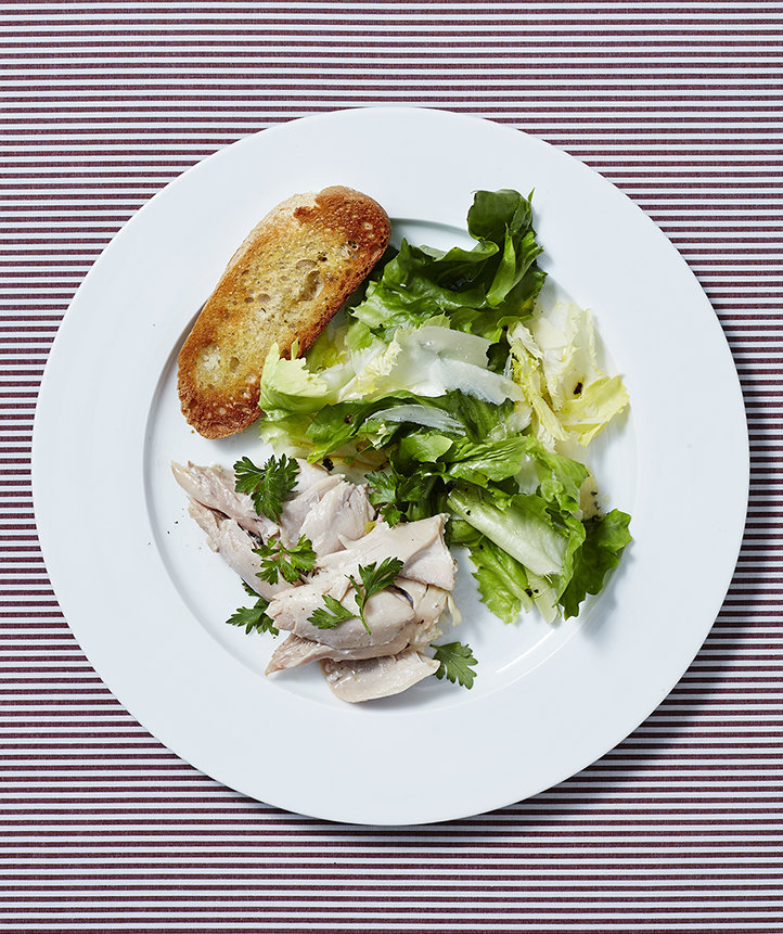 braised-chicken-escarole-salad