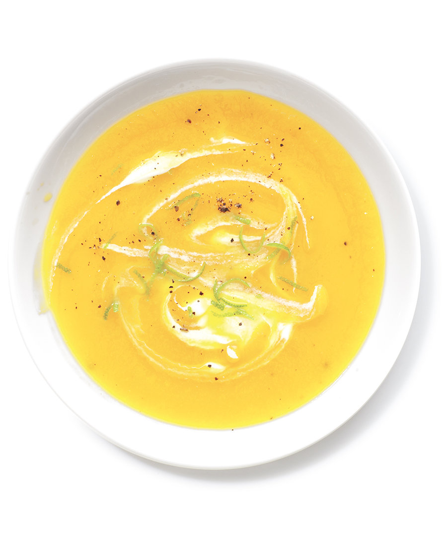 how to cook butternut squash soup video