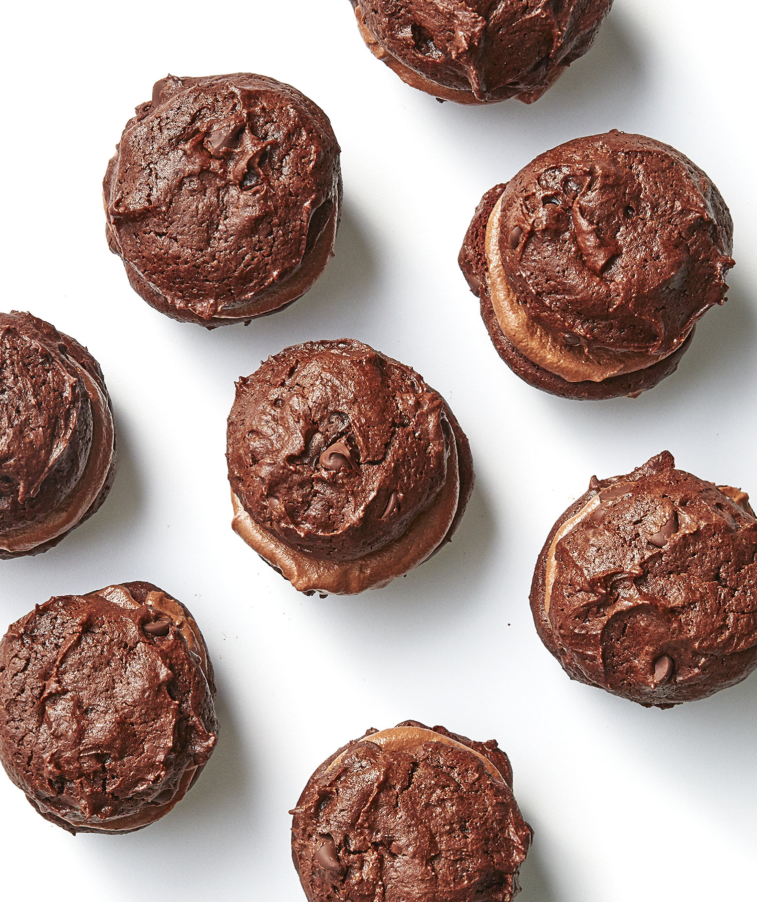 chocolate-ginger-whoopie-pies