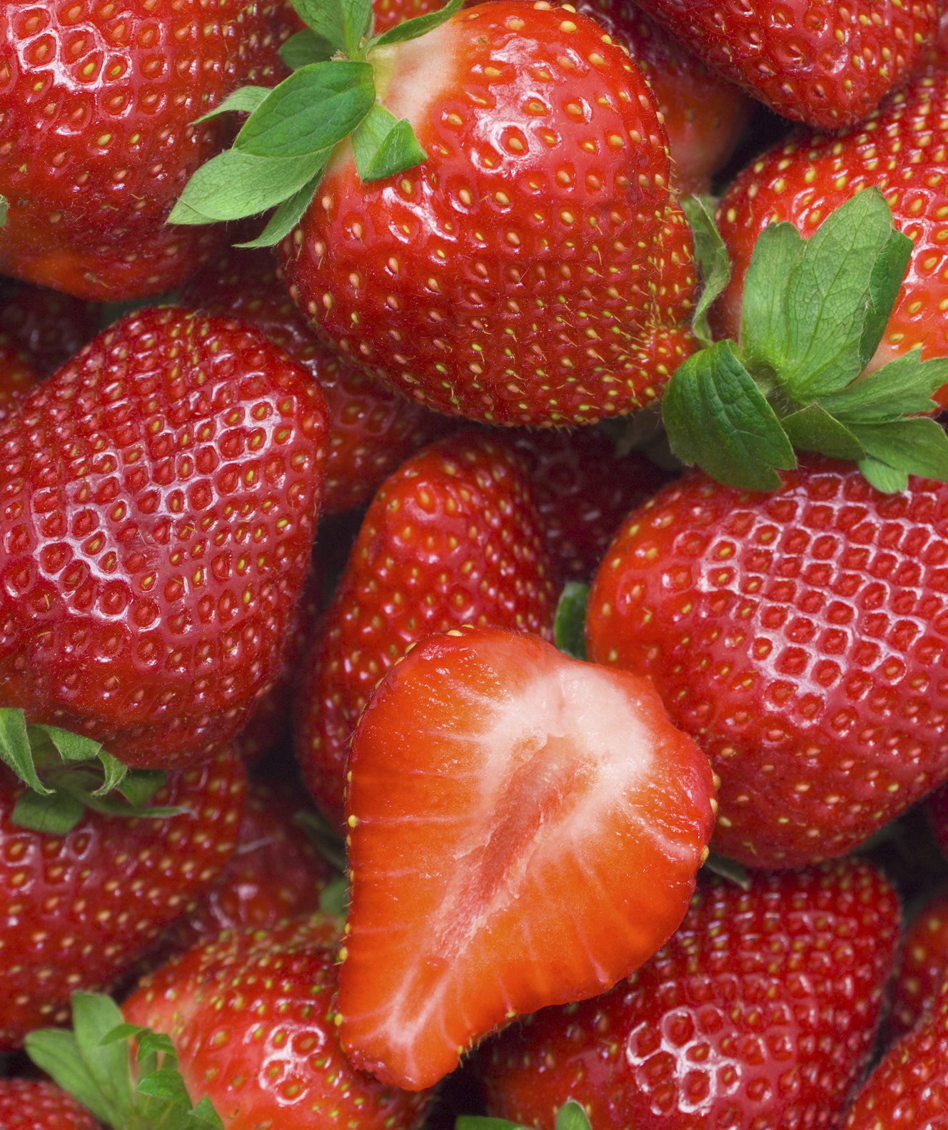 close-up-strawberries