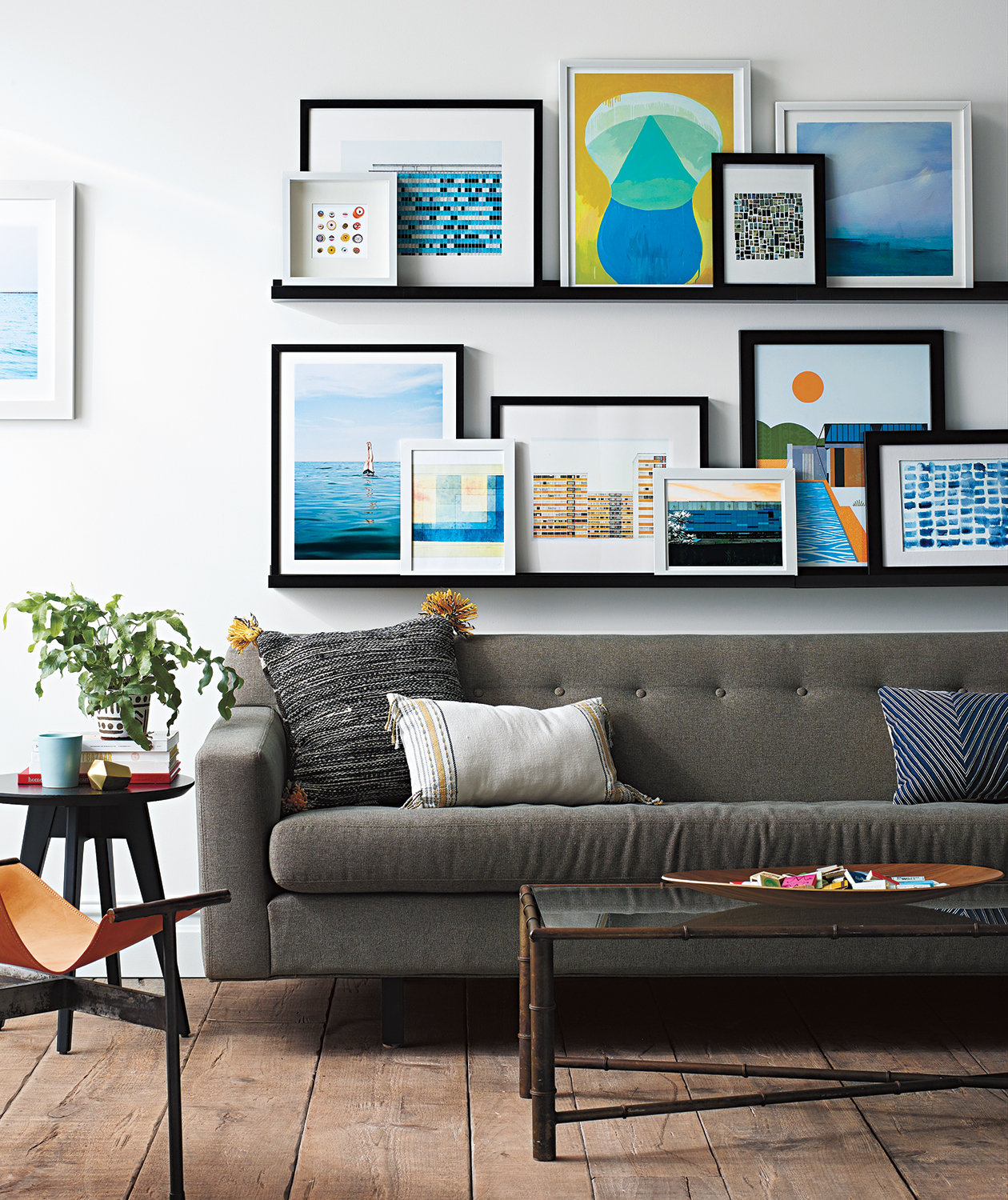 Create The Easiest-Ever Gallery Wall