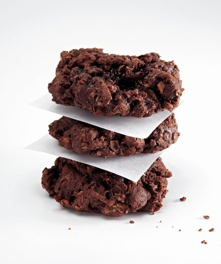 flourless-german-chocolate-cake-cookies
