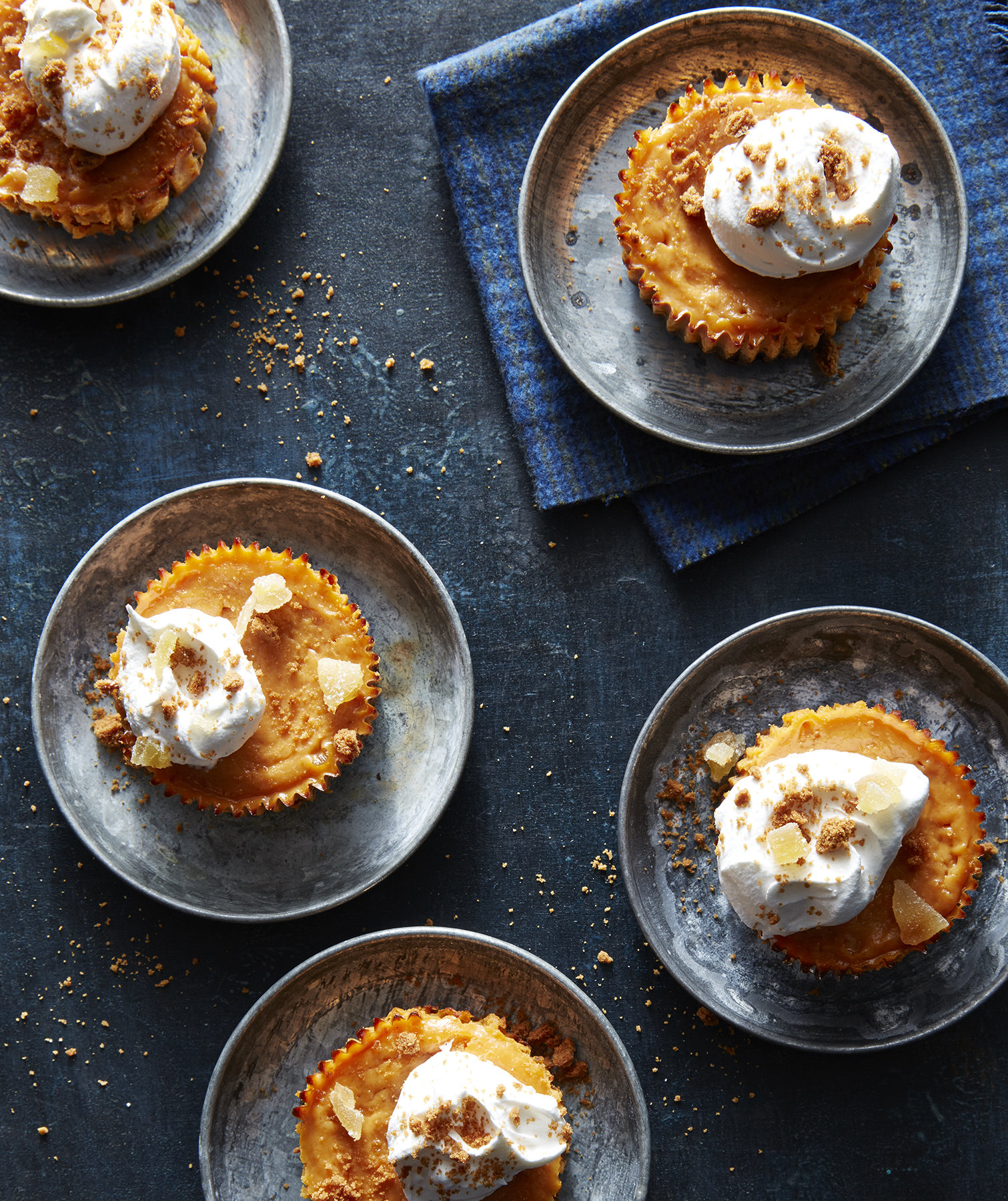 ginger-pumpkin-mini-pies
