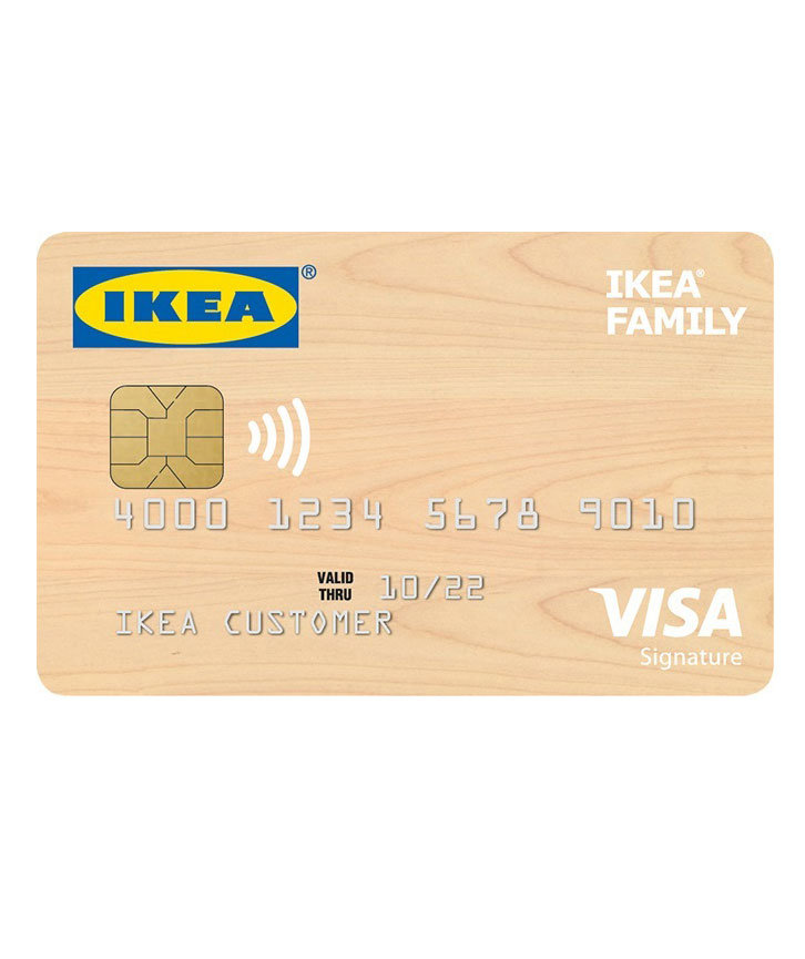 The Ikea Credit Card Is Here