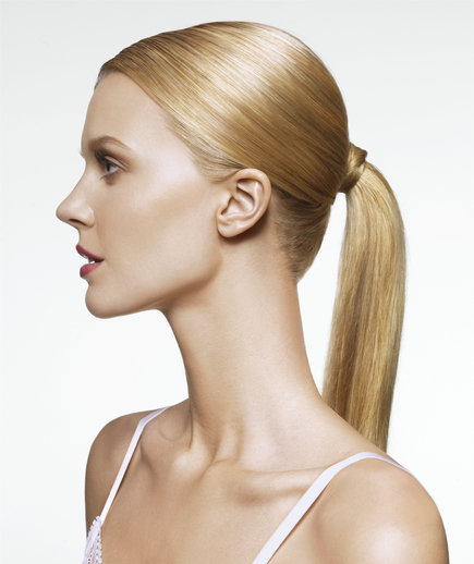 Marvelous Medium To Long Hair If You Have 2 Minutes Simple Everyday Hairstyles For Women Draintrainus