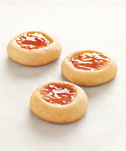 Jam Thumbprints | 10 Ways with Sugar Cookie Dough | Real Simple