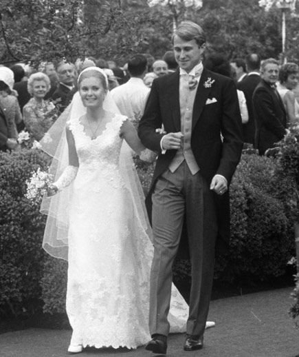 Tricia Nixon Wedding Gown: Celebrity Wedding Dresses - Real Simple