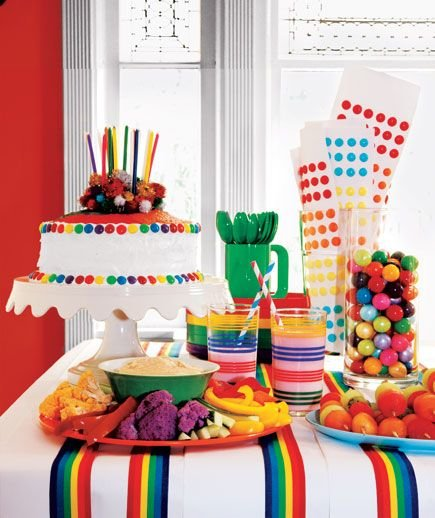 Kids' Birthday Party Ideas - Real Simple