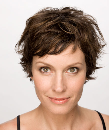 tousled pixie cut plus product re mendations   real simple