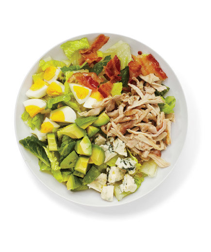 Chicken Cobb Salad | 10 Easy Chicken Thigh Recipes - Real Simple