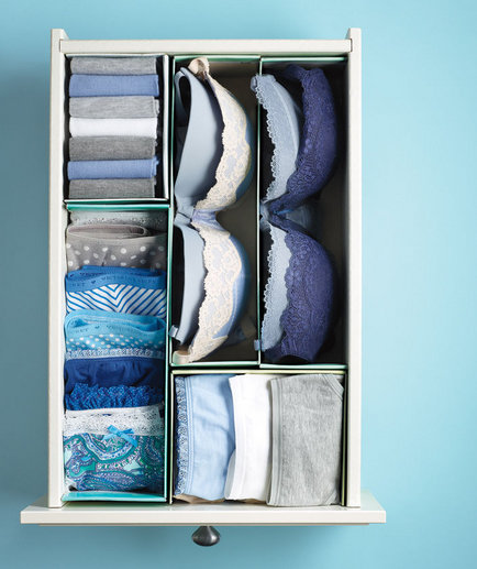 Shoe Organization Hacks: Use Shoe Boxes As DIY Dividers