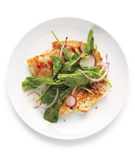 Chicken Milanese With Arugula Salad | 18 Easy Low Carb Recipes - Real ...
