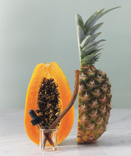 pineapple-papaya