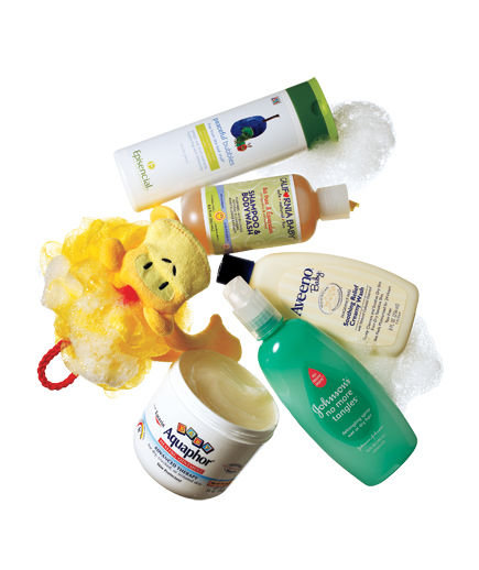 The Best Bath Products for Kids