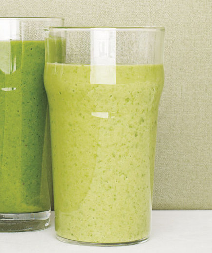 Kale Smoothie With Pineapple and Banana 11 Healthy Breakfast
