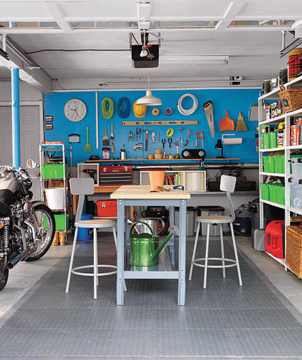 Easy Tips To Makeover Your Garage