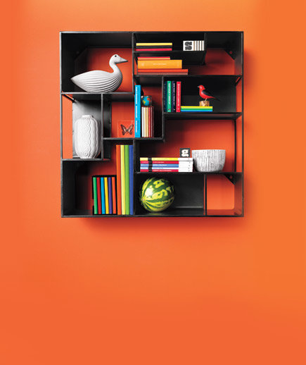 Self Styling Bookcase 7 Stylish Storage Solutions For