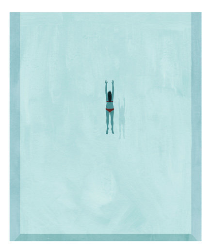 illustration-woman-diving-pool