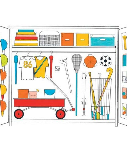 illustration-sports-activities-closet