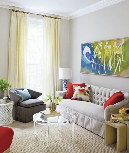 On seating shapes and spatial relations what is feng - Feng shui living room ideas ...