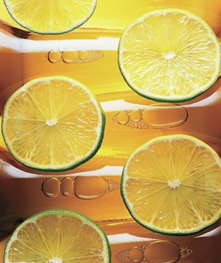 beer-lime-slices