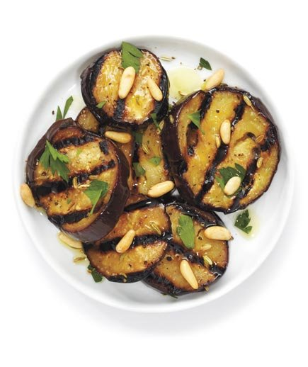 Grilled Eggplant With Parsley and Pine Nuts | 10 Make-Ahead Summer ...