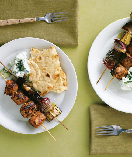 moroccan style chicken kebabs recipe
