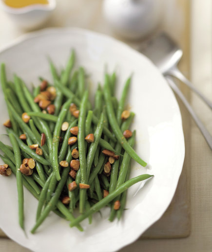Green Beans With Almond-and-Lemon Brown Butter | 11 Fresh Green Bean ...