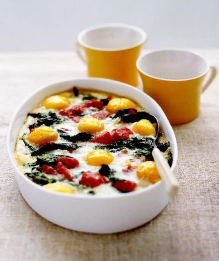 Recipes For Egg Bake Dishes: 10 Egg Recipes For Brunch
