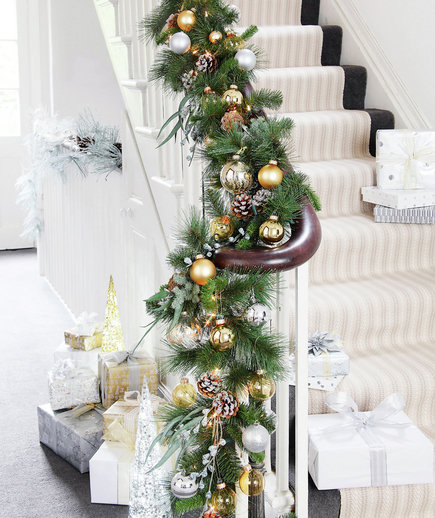 Home Made Modern Pinterest Easy Christmas Decorating Ideas: 10 DIY Holiday And Christmas Decorations