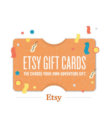 Gift Ideas Real Log Style: Gift Card Ideas